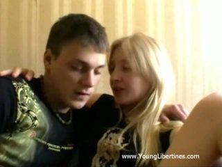 Russian teens leaked sex tape