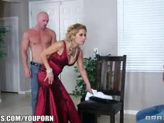 Brazzers - Cock etiquette, how to fuck