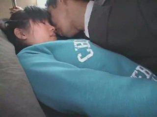 Κοιμώμενος/η κορίτσι του σχολείου used με stranger
