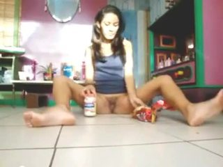 cam, pussy, toy