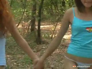 Homo women teens nang the alas
