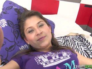 Hot Amateur Latina Babe Yulissa Camacho Get Daily Dose.
