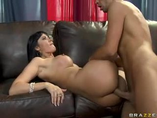 GlAmorous Whore Eva KarEra Merits The Hawt Explosion Of Cum After A Fuck