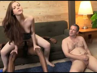 cuckold, pussy fucking, big cock