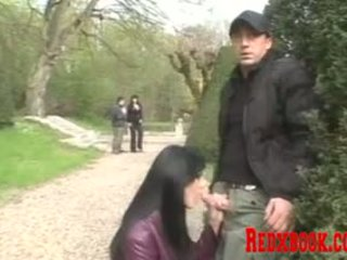 brunette nice, new blowjob any, new public great