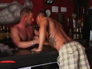 Muscle Guys Jake Ryder And Martin Mazza Fucking