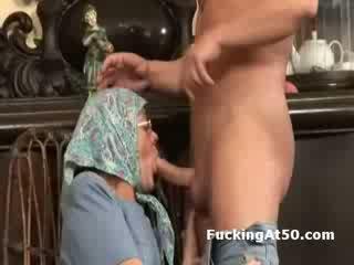 sucking, blow job, old