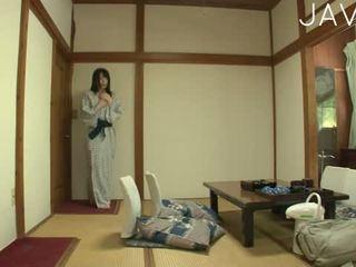 Καλύτερα μελαχροινή ελεύθερα, μεγάλος ιαπωνικά περισσότερο, παρακολουθείστε μωρό
