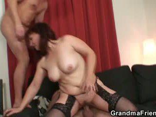 most old, great 3some porno, all grandma vid