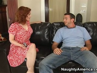 hardcore sex, cougar, full redhead watch