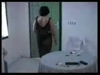 Arab mom and two young boys homemade Video