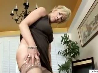 blondes, orgasm, shaved pussy, dildo