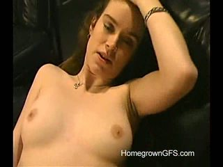 Jennifer The Sexy Coed's First Amateur Sex Video