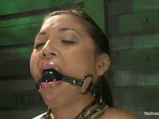 Training Adrianna Luna Day 4 Extreme Torment