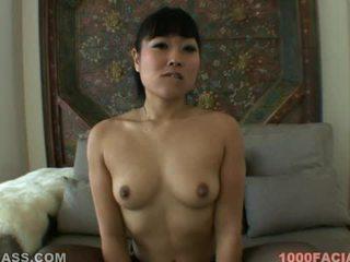 Yuki mori asiatico facciale