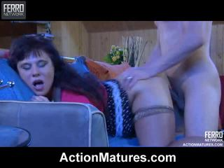 Mix Of Mature Porn Movs From Action Matures