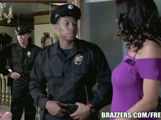 Horny milf mckenzie is fucked hard by a cop
