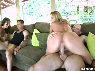 Alanah Rae Let Knobs Drill Her Wet Crack And Her Allies