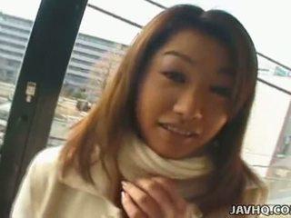 Dogging марки kyouka usami на реален азиатки female