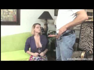 Kayla quinn handjob