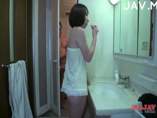 free brunette all, japanese, free cumshot