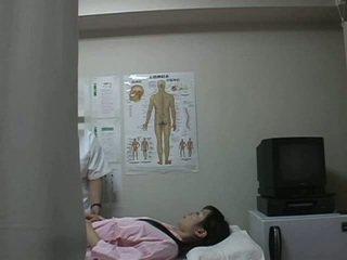Spycam v masaža soba ženska zajebal del 1