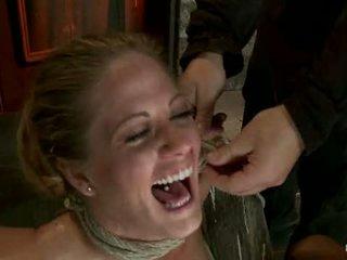 Elbows veza knees na težko wood nipple suction neck rope breath predvajanje obraz fukanje je da prihajanje