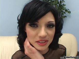 watch brunette all, deepthroat you, ideal beauty best