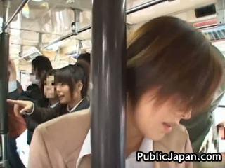 japanilainen, public sex, itämainen