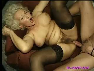 毛深い おばあちゃん norma 小便