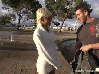 Christine alexis takes pe o mare pula