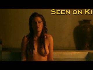 Lucy lawless και viva bianca υγρός και topless βίντεο