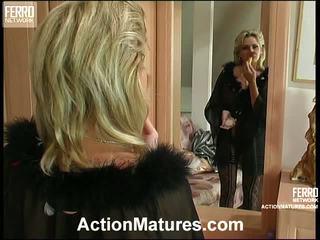 Agatha a rolf leggy mamma vnútri akcie