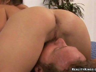 अंडरवॉटर पुसी licking!