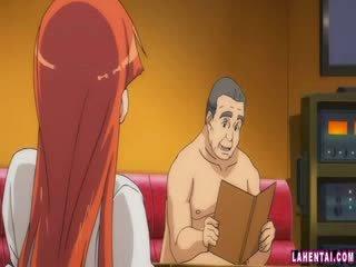 Hentaï nana slammed par plus homme
