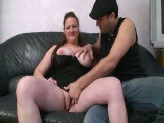 Melissa, francúzske bbw sodomized