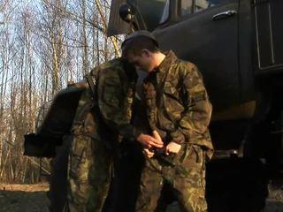 Military Men Fucking The Most Fantastic Schlong