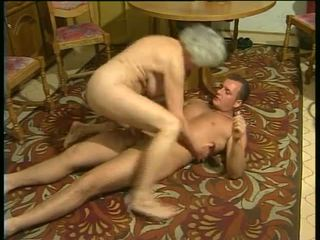 Sexy with mesum grannies video