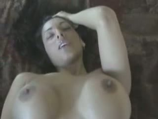 any big, tits, more dildo real