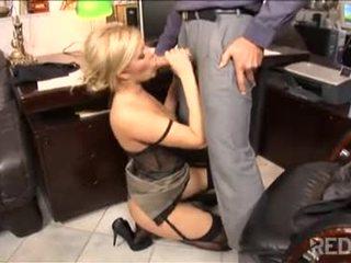 Donna is a good secretary