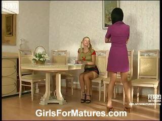 Rosaline and ottilia pussylicking eje içinde activity