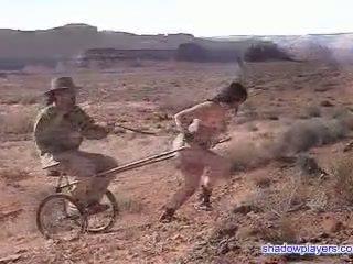 Desert ponygirl