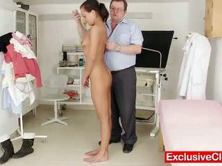 hospital, gyno exams