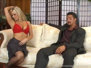 Carolyn Reese Craves Some Alpha Male Dick