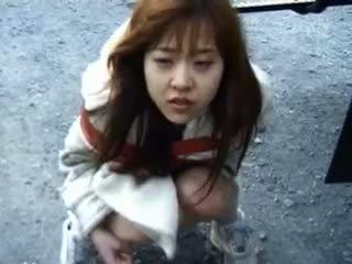 Korea alat kemaluan wanita beautifully destroyed