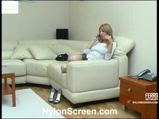 sariwa stocking sex online, nylon slips and sex saya, sex and nylon stockings