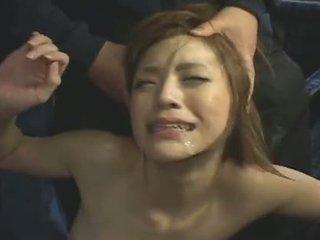 Japońskie busbanged