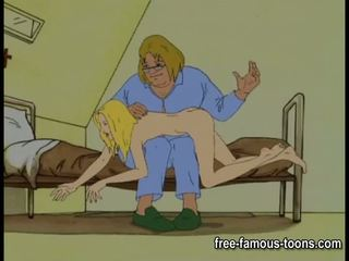 Innocent merginos seduced ir spanked