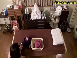 Házas nő olaj masszázs salon