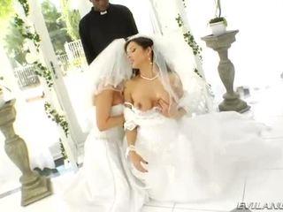Lusty duży cycuszki brides tyłek destroyed